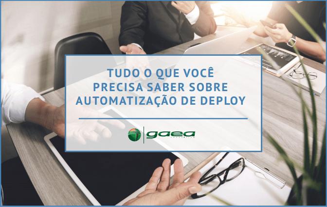 [E-book gratuito] Automatização de Deploy