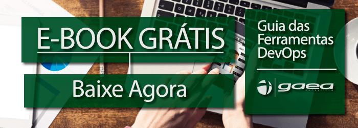Banner E-book Guia das Ferramentas DevOps
