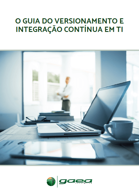 E-book Guia do Versionamento e Integração Contínua